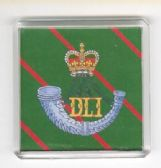 DURHAM LIGHT INFANTRY FRIDGE MAGNET